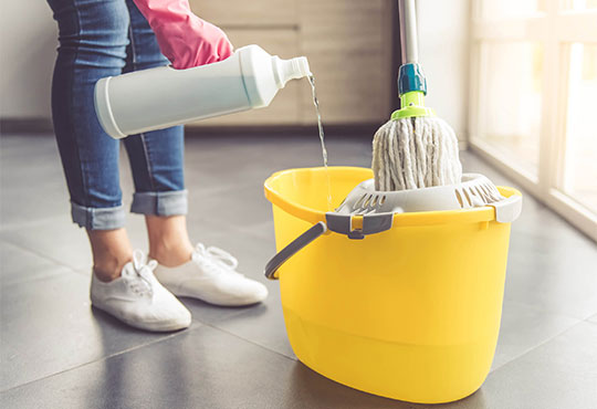 move out cleaning in Brisbane