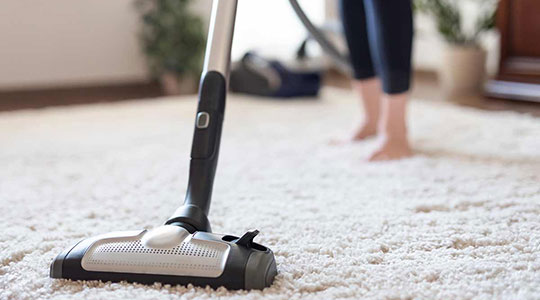 carpet cleaning in The Gap