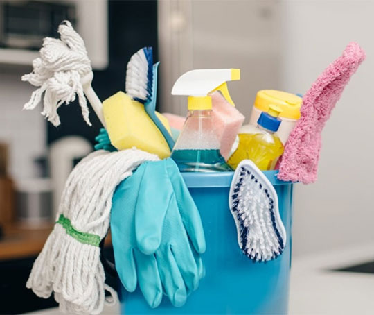 residential cleaning in Morningside