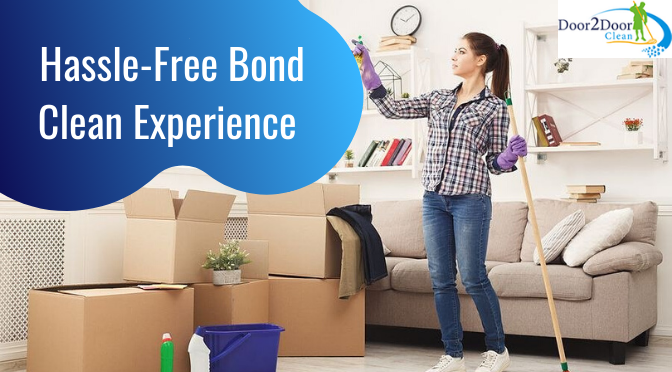 Smart Ways To Make Your 1st Bond Clean Experience Hassle-Free!
